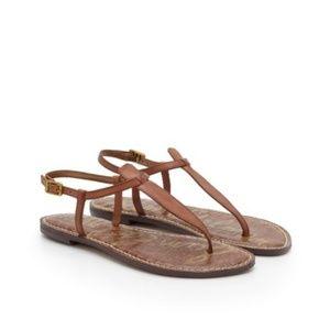 Saddle Leather Sam Edelman Sandal